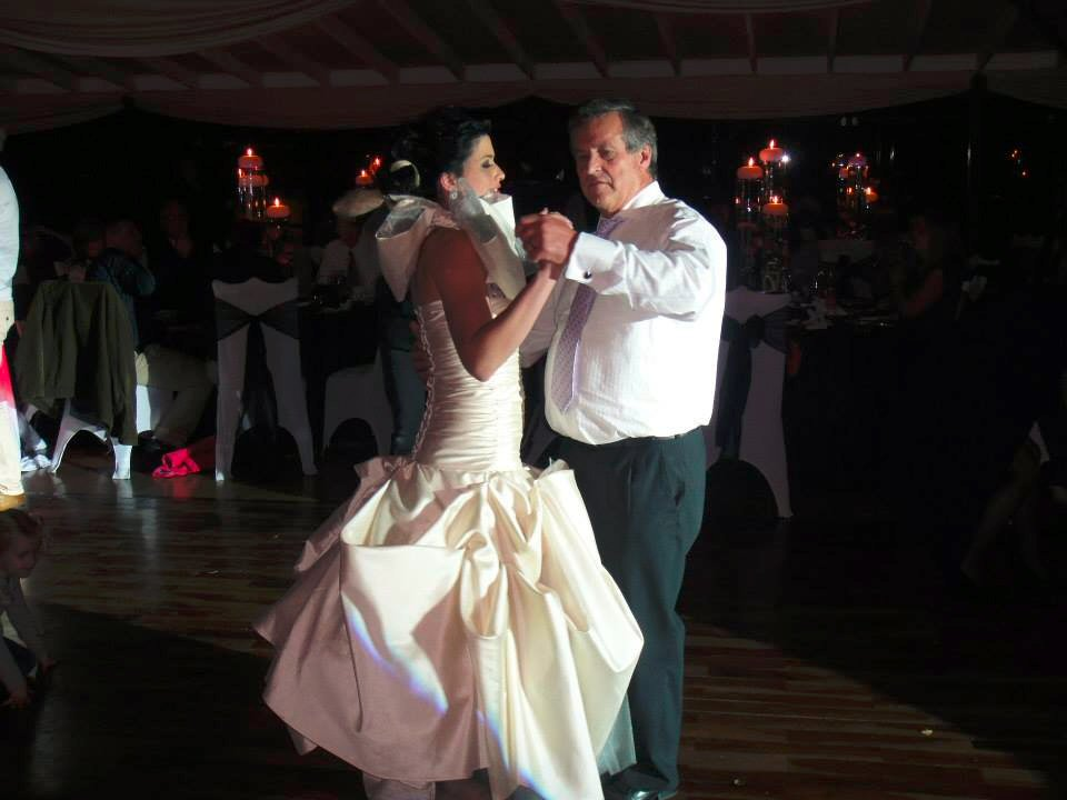 Dancing with my Dad